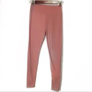 Lularoe Blush Pink Leggings OS